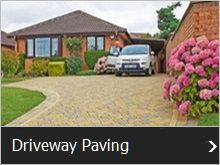Landscaping - Driveway Paving