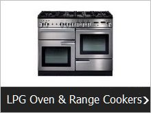 LPG Oven & Range Cookers