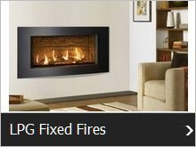 LPG Fixed Fires