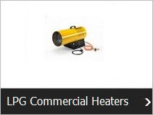LPG Commercial Heaters